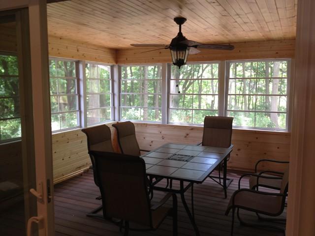Decks All Season Rooms Nicholson Custom Home Building